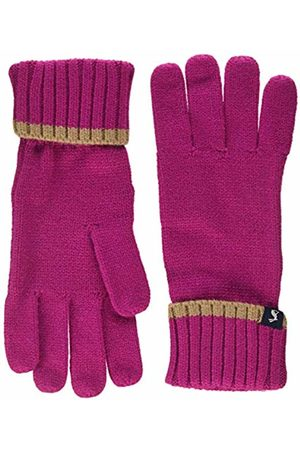 Joules Women's Snowday Glove Ruby