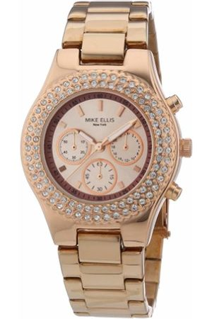 Mike Ellis Women's Quartz Watch L2970ARM L2970ARM with Metal Strap