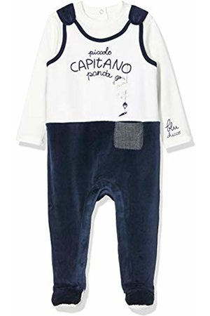 chicco Baby Boys' Completo Body Lunghe Con Tutina Senza Maniche Footies