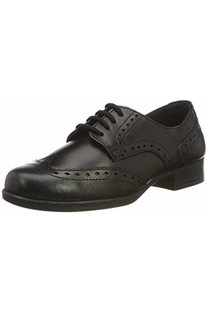 Term Girls Brogues & Loafers - Girls' Meghan Leather Brogues, ( 001)