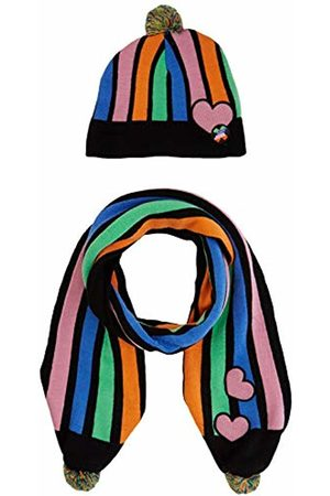 Tuc Tuc Girl's 50228 Scarf, Hat & Glove Set