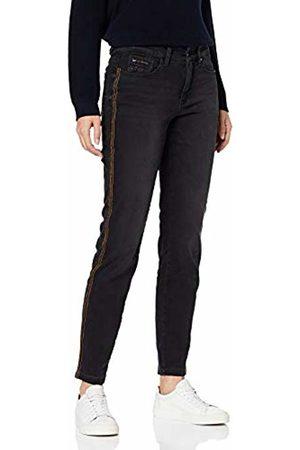 Mac Women's Dream Slim Velvet Chain Jeans, ( Slight Use Wash D983)