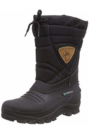 Spirale Boys' Marco Warm Lined Snow Boots Short Length Size: 3.5 UK