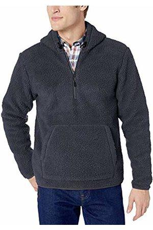 Goodthreads Sherpa Fleece Zip Pullover With Hood Jacket