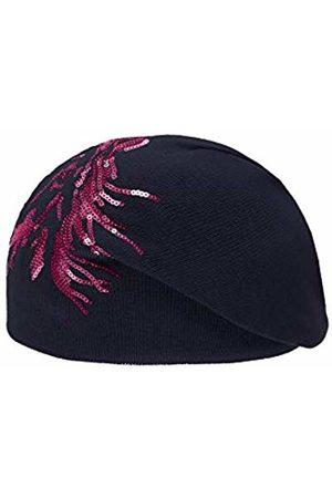 Döll Girl's Bohomütze Strick Hat, (Navy Blazer|