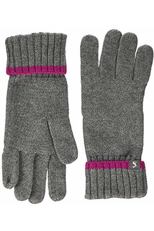 Joules Women's Snowday Glove (Charcoal Dk )