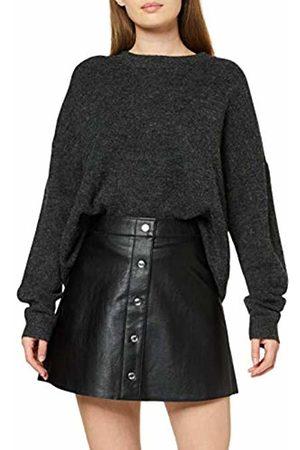 Only Women's ONYASHA Faux Leather Skirt OTW
