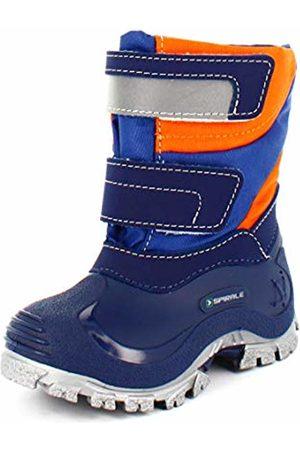 Spirale Boys'' Simon Snow Boots ( -Blau 489)