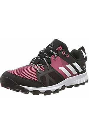 adidas Women's Kanadia 8 TR W Running Shoes, (Negbas/Ftwbla/Rosbah)