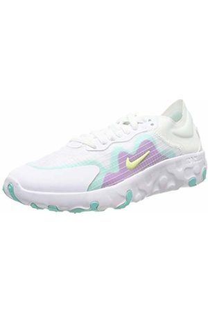 Nike Women's WMNS Renew Lucent Running Shoes, ( /Luminous Aurora /Hyper Violet 100)