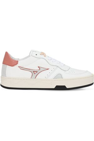 Mizuno Saiph 3 Bo Leather & Suede Sneakers
