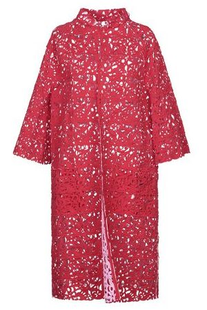 GIANLUCA CAPANNOLO Women Coats - COATS & JACKETS - Overcoats