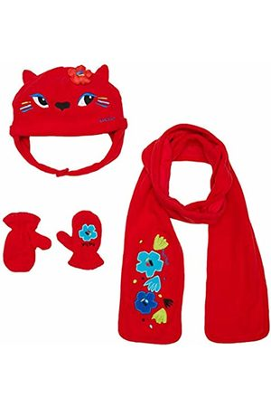 Tuc Tuc Girl's 50325 Scarf, Hat & Glove Set