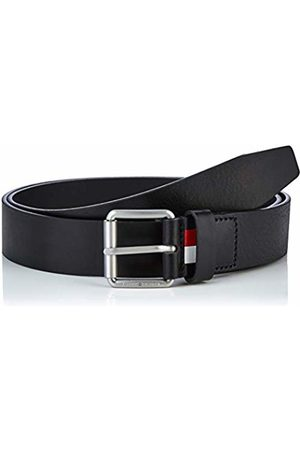 Tommy Hilfiger Men's Downtown Roller Buckle Belt 3.5