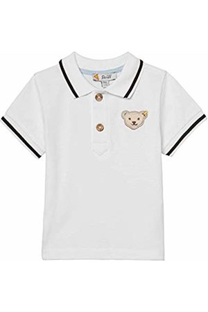 Steiff Baby Boys' Poloshirt Polo Shirt, Bright 1000