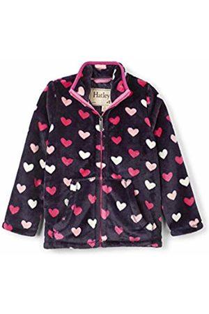 Hatley Girl's Fuzzy Fleece Jackets