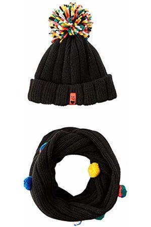 Tuc Tuc Girl's 50635 Scarf, Hat & Glove Set, (Negro 30)