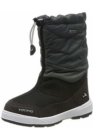 Viking Unisex Kids' Halden GTX Snow Boots, ( /Charcoal 277)
