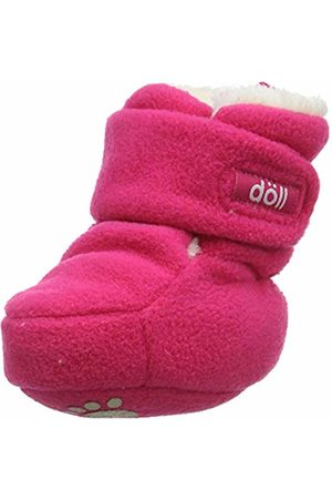 Döll Baby Girls' Babyschuhe Fleece Mittens, (Raspberry 2210), 1.5 (Size: 1