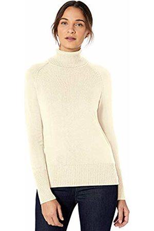 Lark & Ro Rib Detail Turtleneck Sweater Winter