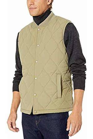 Goodthreads Quilted Liner Vest Down Fatigue