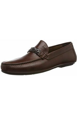 Martinelli Men's Pacific 1411 Loafers, Cognac