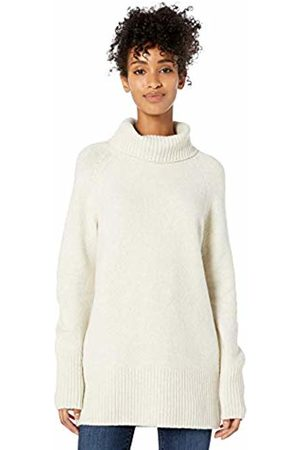 Goodthreads Boucle Turtleneck Sweater Oatmeal Heather