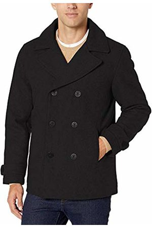 Amazon Wool Blend Heavyweight Peacoat Pea Coat