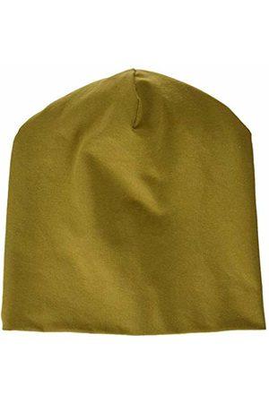 Green Cotton Boy's Alfa Beanie Hat