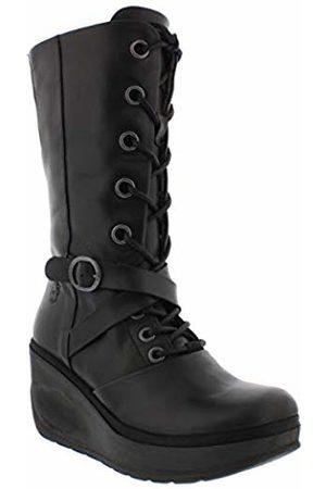Fly London Women's JUMA079FLY Combat Boots, ( 000)