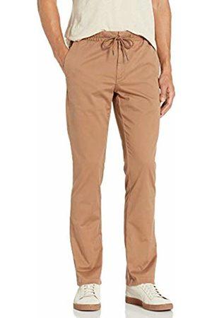 Goodthreads Slim-fit Washed Chino Drawstring Pant British Khaki