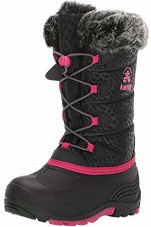 Kamik Girls' Snowgypsy3 Snow Boots, ( Rose Bro)