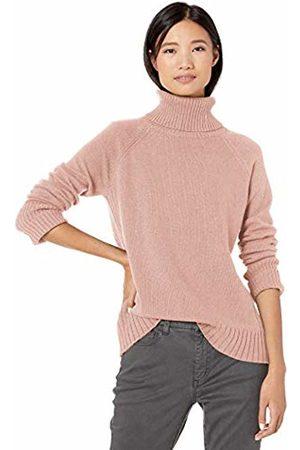 Goodthreads Wool Blend Jersey Stitch Turtleneck Sweater Pullover