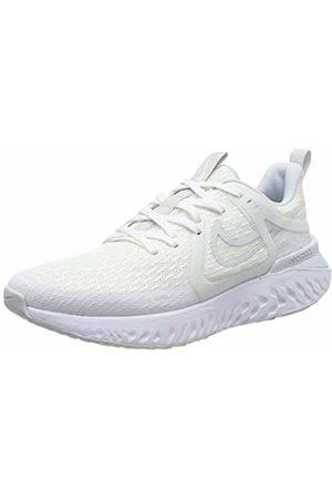 Nike Women's WMNS Legend React 2 Running Shoes, ( /Pure Platinum 100)