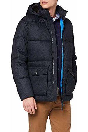Brax Men's Arctic Outdoor Wool Look Fake Daune Jacket
