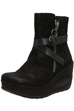 Fly London Women's JASO080FLY Ankle Boots, ( 001)