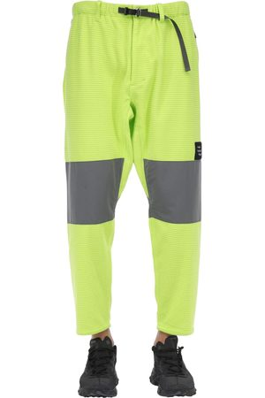 Poliquant Block Loose Techno Pants