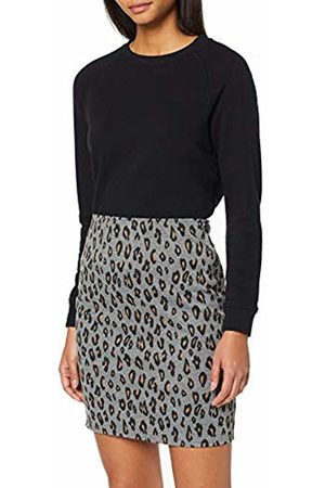 Dorothy Perkins Women's Animal Pull On Mini Skirt, 150