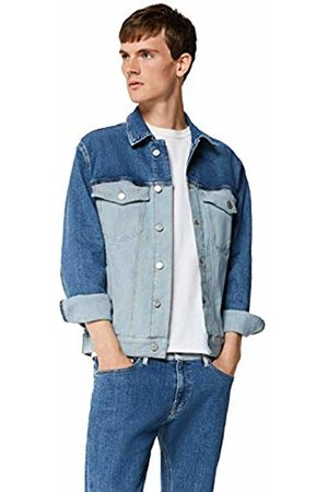 Tommy Hilfiger Men's TJM Oversized Trucker Jacket