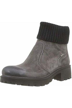 IGI &Co Women's Donna Gore-tex-41710 Ankle Boots, (Gro Scuro 4171022)