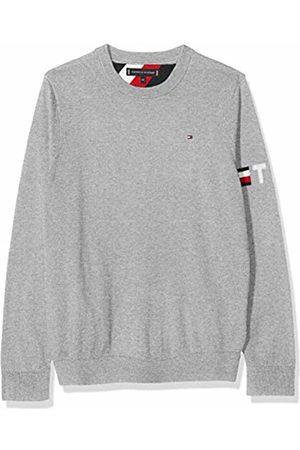 Tommy Hilfiger Boy's Essential CTTN/Cashmere Sweater Sweatshirt