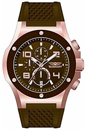 BOBROFF Bf1002 m65 - Watch with Resin Strap for Man