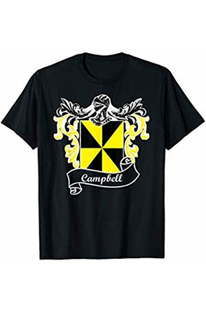 Bagtown Clans Campbell Coat of Arms surname last name family crest T-Shirt
