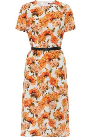 Altuzarra Exclusive to Mytheresa – Coco floral silk midi dress