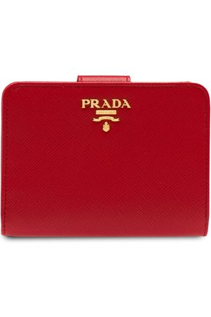 Prada Small Leather Wallet