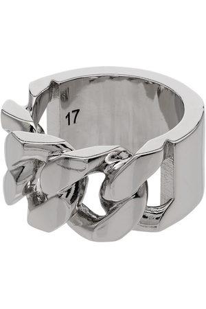 Alexander McQueen Identity ring