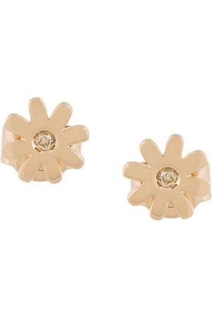 Karen Walker Mini Daisy Stud earrings