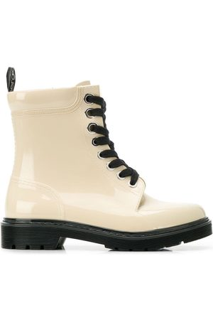 Sergio Rossi Women Snow Boots - Winter jelly boots - NEUTRALS
