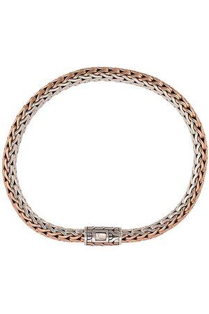 John Hardy Men Bracelets - Classic Chain Reversible bracelet