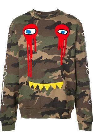 HACULLA Men Sweatshirts - I Have No Legs camouflage sweatshirt